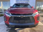 Red[Cherry Red Tintcoat] 2021 Chevrolet Blazer RS Front Vehicle Photo in Calgary AB