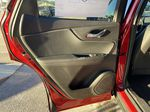 Red[Cherry Red Tintcoat] 2021 Chevrolet Blazer RS Left Rear Interior Door Panel Photo in Calgary AB