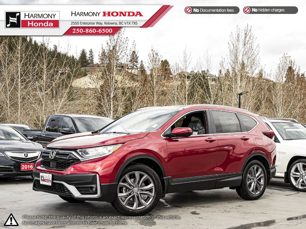 RED R-569M 2021 Honda CR-V