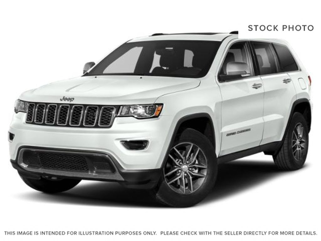 White[Bright White] 2019 Jeep Grand Cherokee