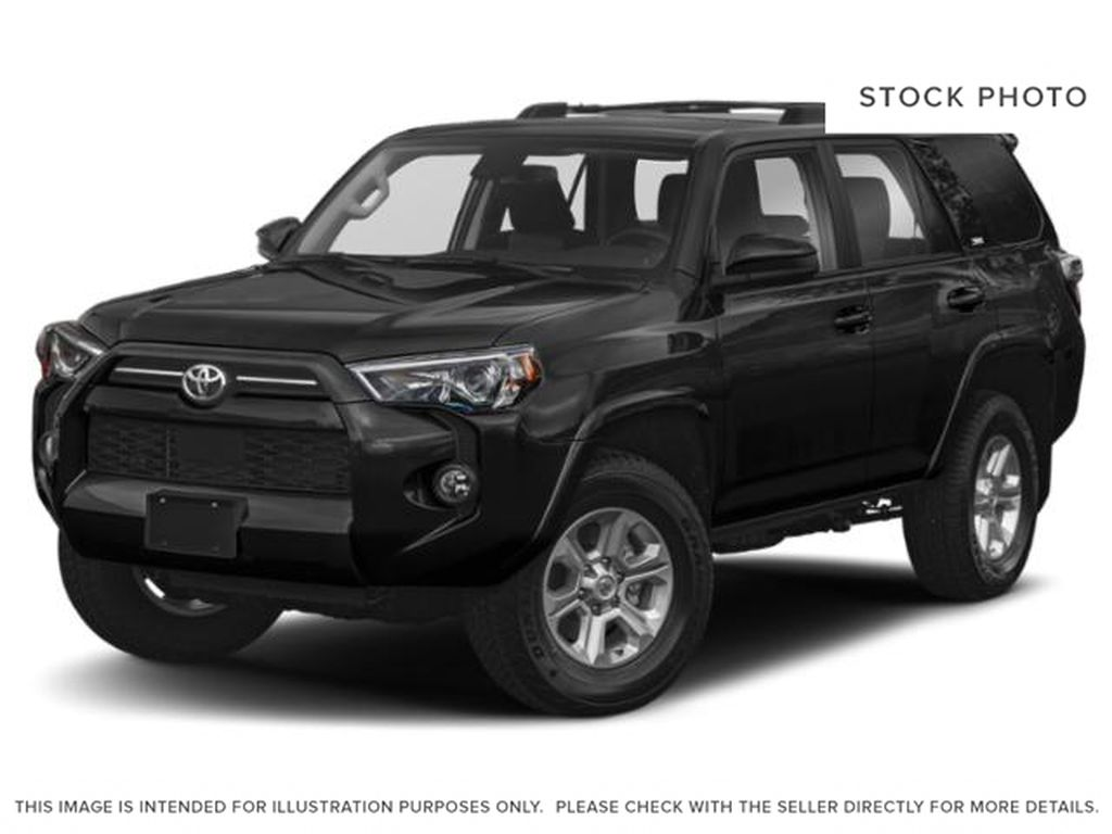 Black[Midnight Black Metallic] 2021 Toyota 4Runner