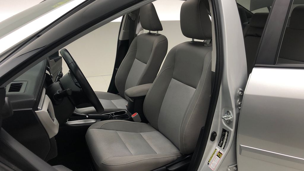 Silver[Classic Silver Metallic] 2016 Toyota Corolla LE - AUTO, Sunroof, 2 Sets Of Wheels, LOW PRICE Left Front Interior Photo in Winnipeg MB