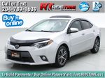 Silver[Classic Silver Metallic] 2016 Toyota Corolla LE - AUTO, Sunroof, 2 Sets Of Wheels, LOW PRICE Primary Listing Photo in Winnipeg MB