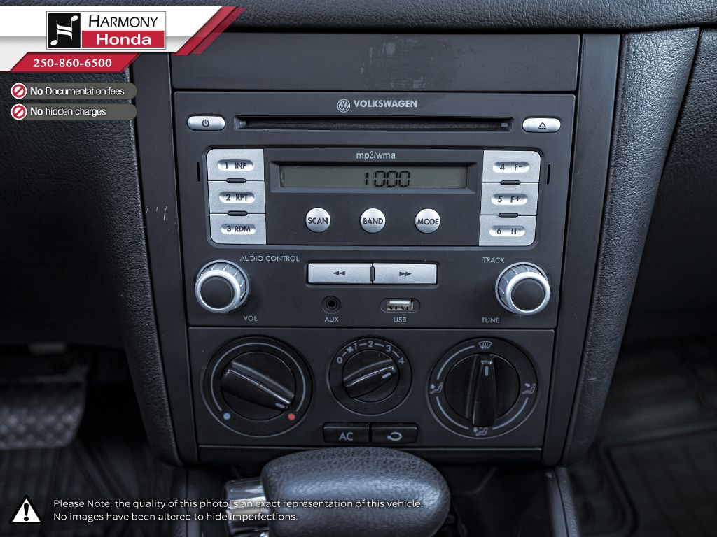 Silver 2008 Volkswagen City Golf Front Vehicle Photo in Kelowna BC