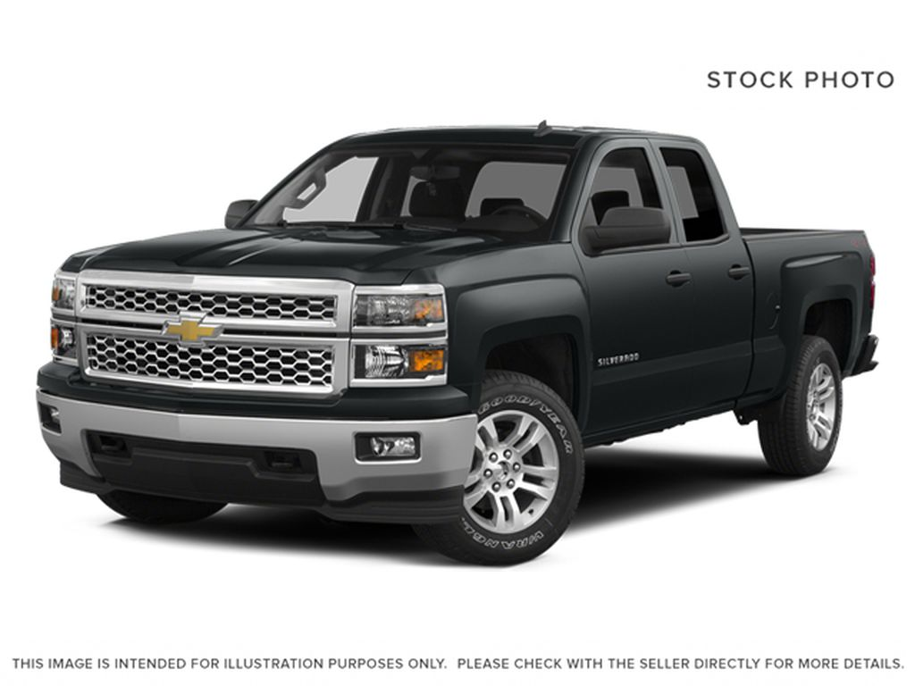 Blue[Blue Granite Metallic] 2014 Chevrolet Silverado 1500
