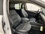 White[Oxford White] 2020 Ford Escape Right Side Front Seat  Photo in Dartmouth NS