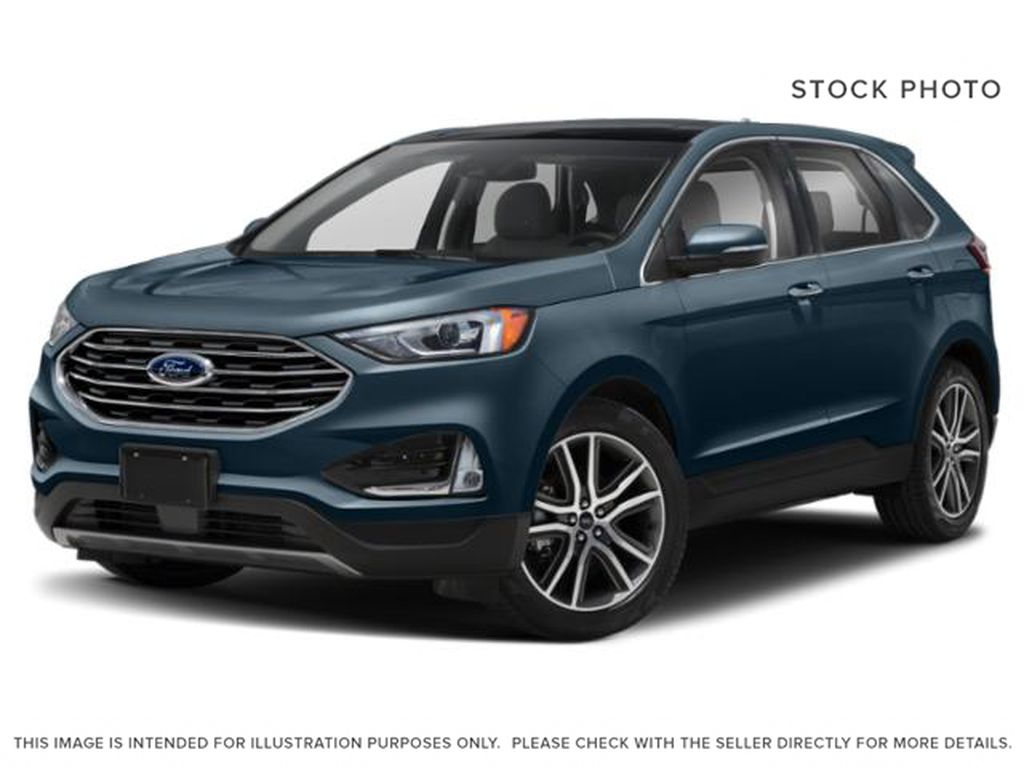 Blue[Blue Metallic] 2019 Ford Edge