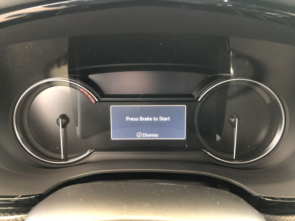 Black[Stellar Black Metallic] 2021 Cadillac XT5 Odometer Photo in Edmonton AB