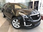 Black[Stellar Black Metallic] 2021 Cadillac XT5 Primary Listing Photo in Edmonton AB
