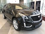 Black[Stellar Black Metallic] 2021 Cadillac XT5 Right Front Corner Photo in Edmonton AB