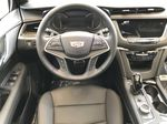 Black[Stellar Black Metallic] 2021 Cadillac XT5 Strng Wheel/Dash Photo: Frm Rear in Edmonton AB