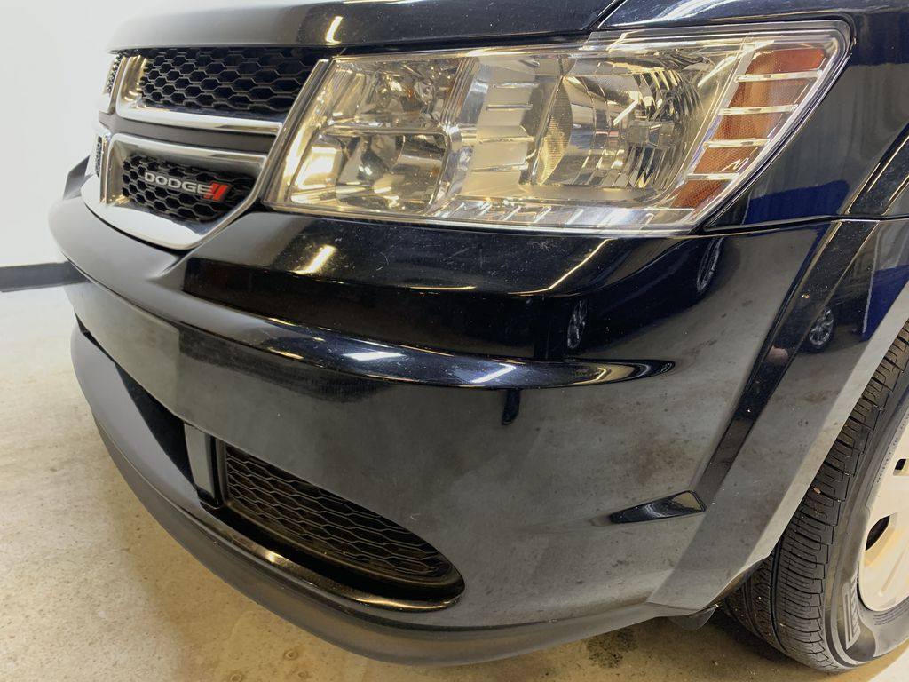 BLACK 2016 Dodge Journey CVP - Bluetooth, Cruise Control, A/C Left Front Head Light / Bumper and Grill in Edmonton AB