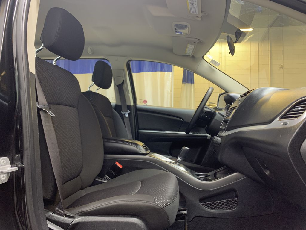 BLACK 2016 Dodge Journey CVP - Bluetooth, Cruise Control, A/C Right Side Front Seat  Photo in Edmonton AB
