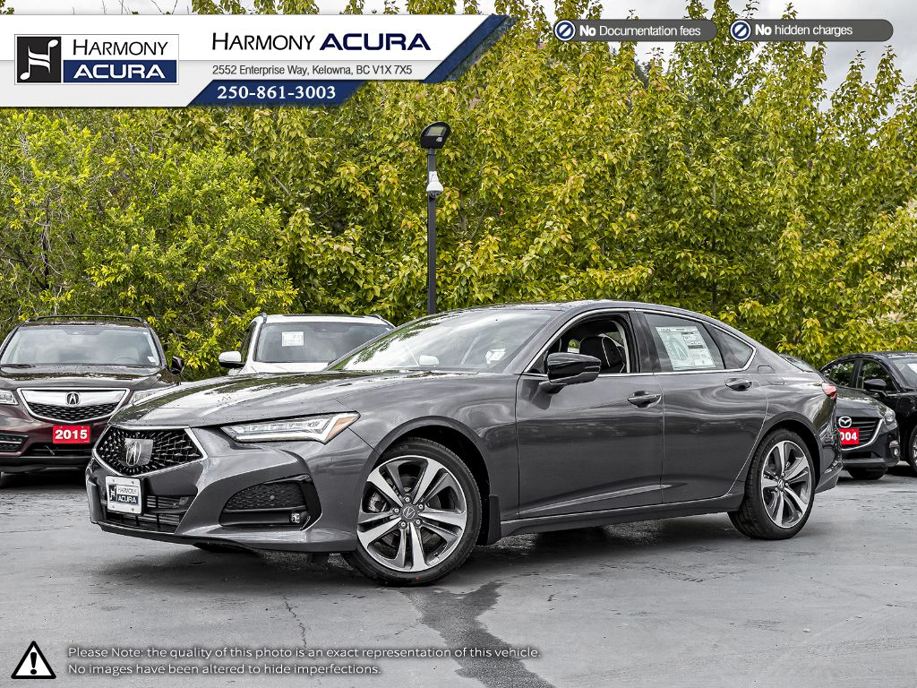 GREY NH-797 2021 Acura TLX