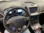 Black[Agate Black] 2020 Ford Edge Steering Wheel and Dash Photo in Dartmouth NS