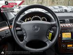 Silver 2001 Mercedes-Benz S-Class Right Side Front Seat  Photo in Kelowna BC