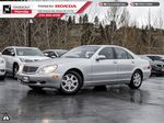 Silver 2001 Mercedes-Benz S-Class Primary Listing Photo in Kelowna BC