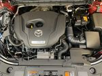 SOUL RED CRYSTAL METALLIC(46V) 2021 Mazda CX-5 GT Turbo AWD Engine Compartment Photo in Edmonton AB