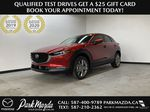 SOUL RED CRYSTAL METALLIC(46V) 2021 Mazda CX-30 GS AWD Primary Listing Photo in Edmonton AB