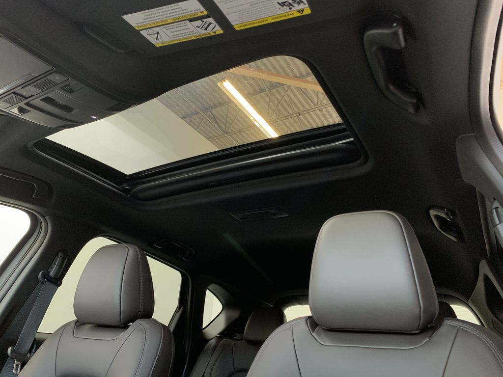MACHINE GREY METALLIC(46G) 2021 Mazda CX-5 Signature AWD Sunroof Photo in Edmonton AB