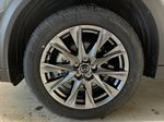 MACHINE GREY METALLIC(46G) 2021 Mazda CX-5 Signature AWD Left Front Rim and Tire Photo in Edmonton AB