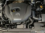 MACHINE GREY METALLIC(46G) 2021 Mazda CX-5 Signature AWD Engine Compartment Photo in Edmonton AB