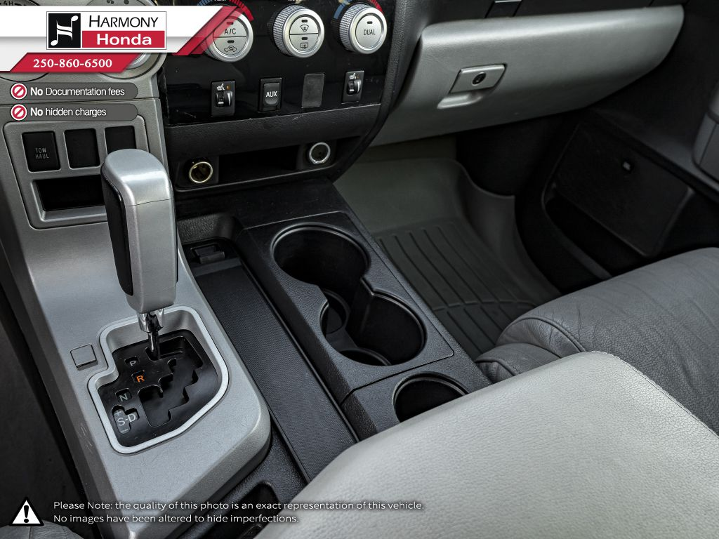 Gray[Pyrite] 2007 Toyota Tundra Central Dash Options Photo in Kelowna BC