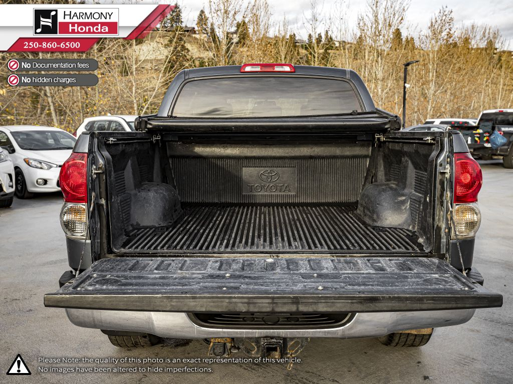 Gray[Pyrite] 2007 Toyota Tundra Third Row Seat or Additional  Photo in Kelowna BC