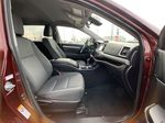 Red 2018 Toyota Highlander Right Side Front Seat  Photo in Brampton ON