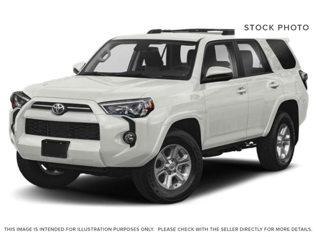 White[Blizzard Pearl] 2020 Toyota 4Runner 4DR 4WD