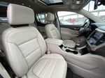 White[White Frost Tricoat] 2017 GMC Acadia Denali Right Side Front Seat  Photo in Calgary AB