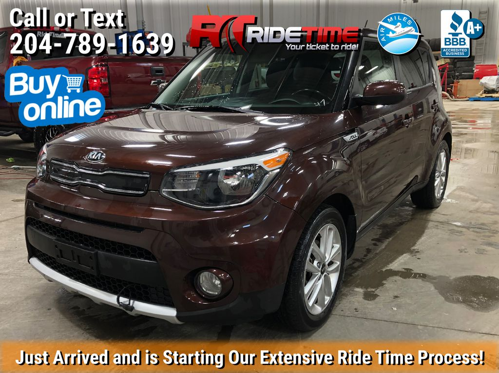 Brown[Caffeine Brown] 2018 Kia Soul EX Plus - Bluetooth, Backup Camera, Heated Seats