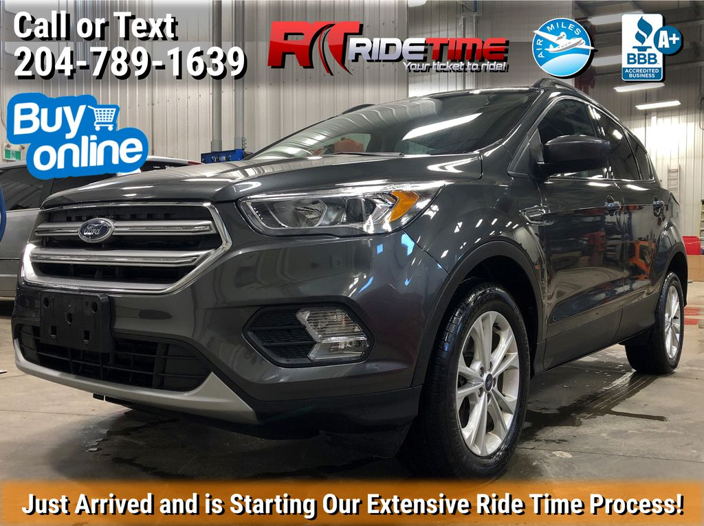 Gray[Magnetic] 2017 Ford Escape SE 4WD - Backup Camera, Power Liftgate, Bluetooth
