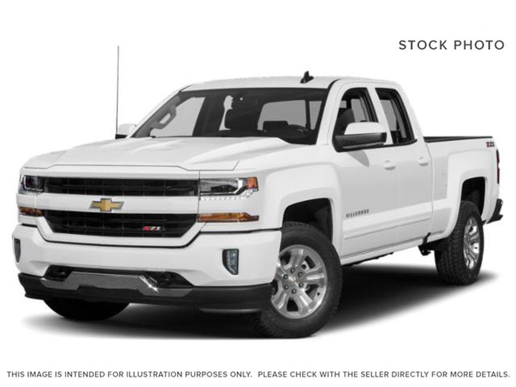 White[Summit White] 2019 Chevrolet Silverado 1500 LD