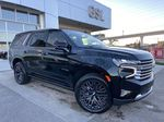 Black[Black] 2021 Chevrolet Tahoe High Country Primary Listing Photo in Calgary AB