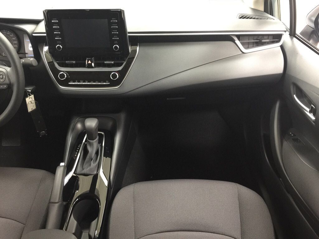 Gray[Celestite] 2021 Toyota Corolla L Right Front Seat Photo in Sherwood Park AB