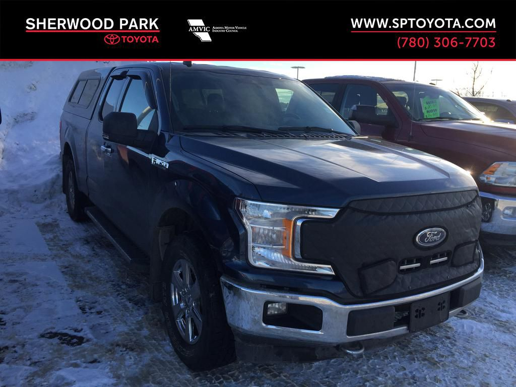 Blue[Blue Jeans Metallic] 2019 Ford F-150 EXTENDED CAB XLT XTR PACKAGE