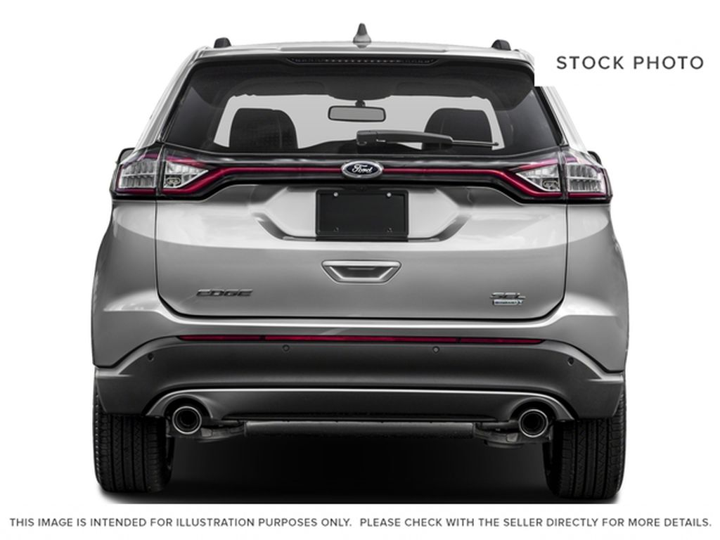 2016 Ford Edge Rear of Vehicle Photo in Medicine Hat AB