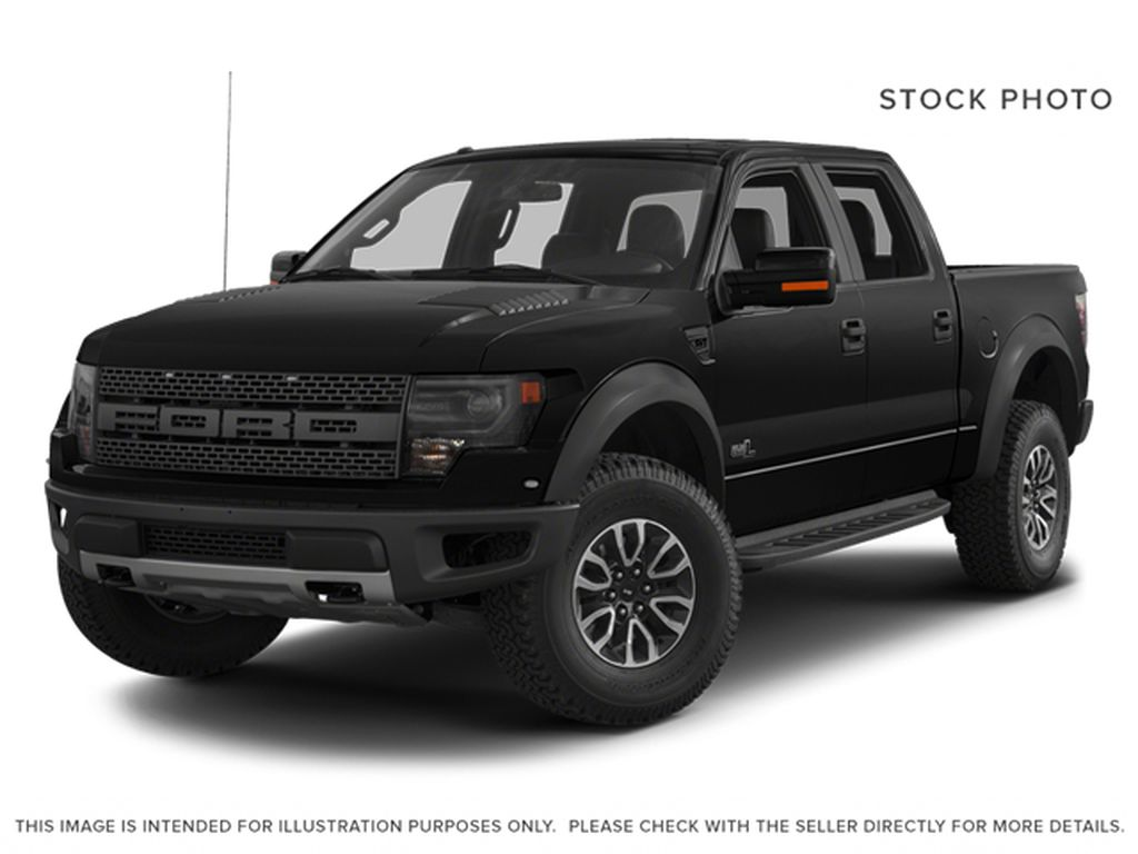 Black[Tuxedo Black Metallic] 2013 Ford F-150