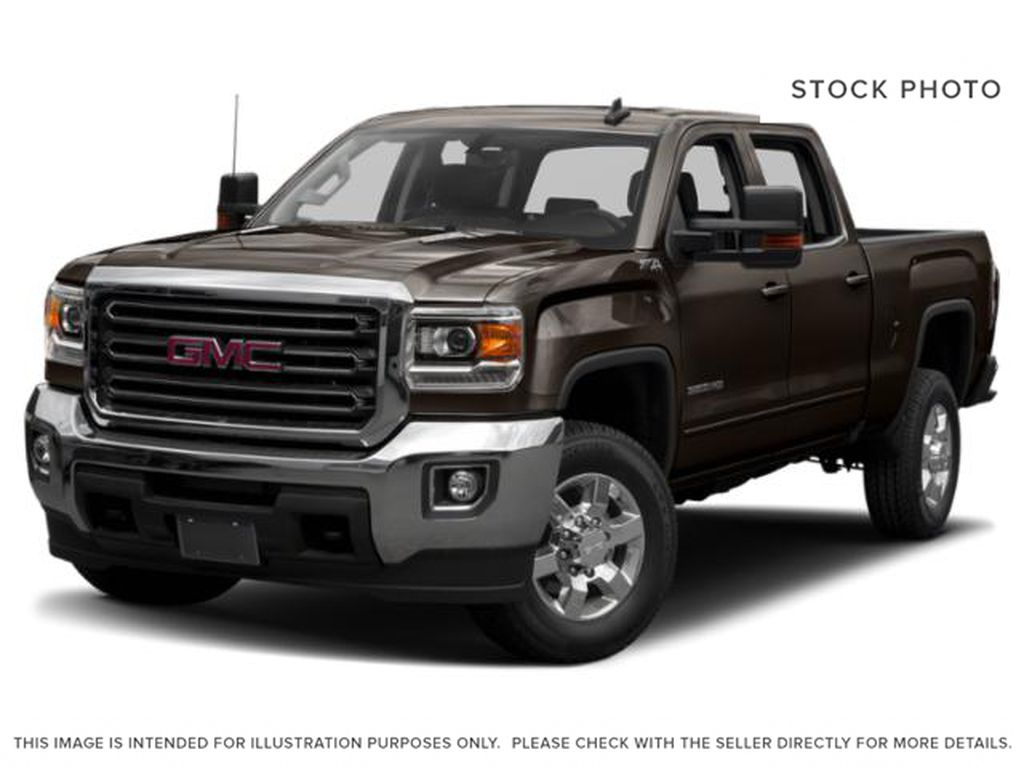 Brown[Deep Mahogany Metallic] 2019 GMC Sierra 3500HD