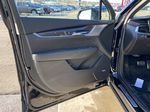 Black[Stellar Black Metallic] 2021 Cadillac XT6 Sport Left Front Interior Door Panel Photo in Calgary AB