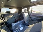Black[Stellar Black Metallic] 2021 Cadillac XT6 Sport Right Side Rear Seat  Photo in Calgary AB