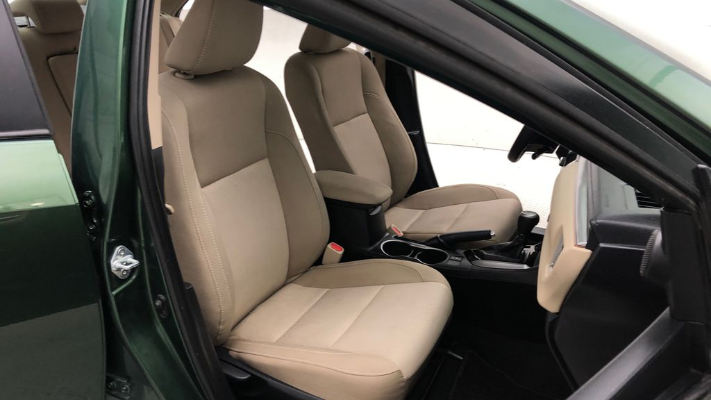 Green[4Evergreen Mica] 2015 Toyota Corolla LE - Auto, Heated Seats, Bluetooth, Cruise Control Right Side Front Seat  Photo in Winnipeg MB