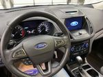 Orange[Canyon Ridge] 2017 Ford Escape Steering Wheel and Dash Photo in Dartmouth NS