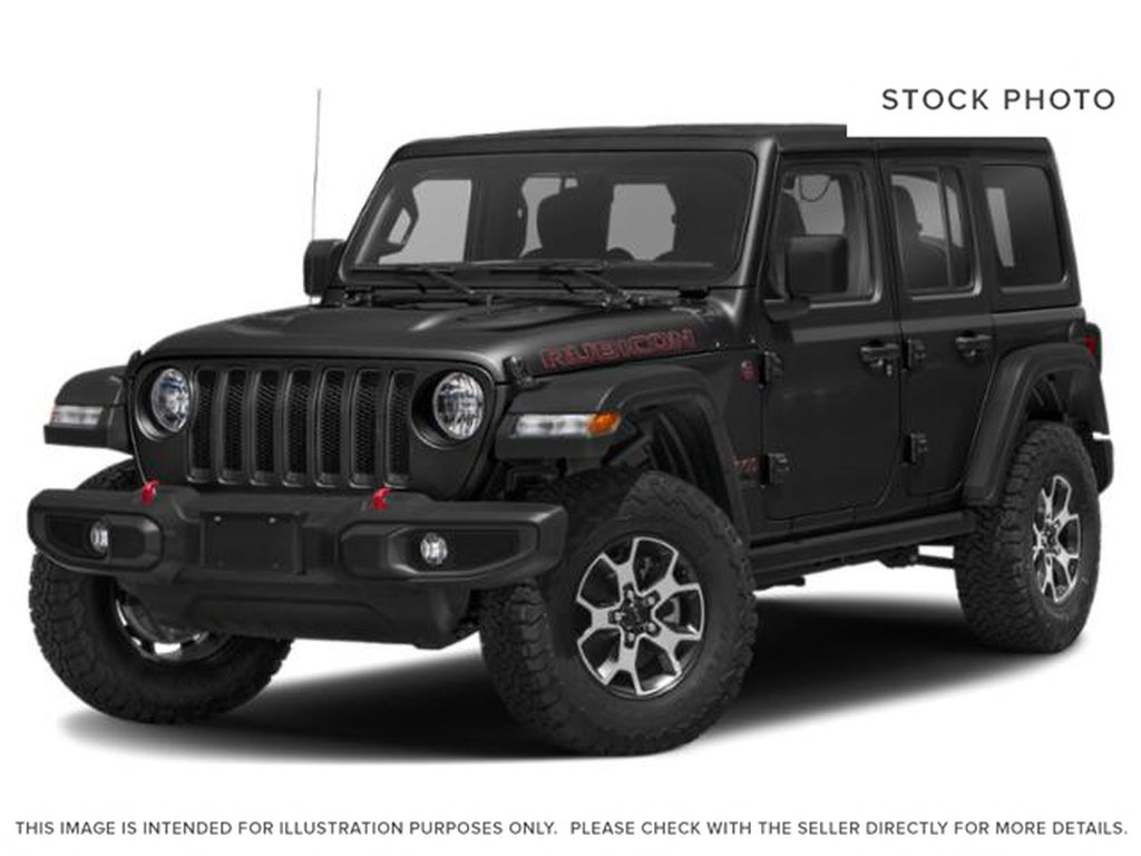 Black[Black] 2021 Jeep Wrangler