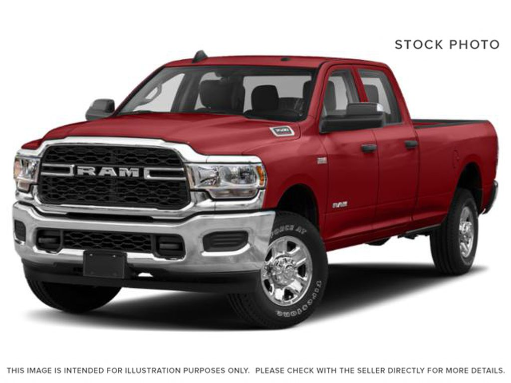 Red[Flame Red] 2020 Ram 3500