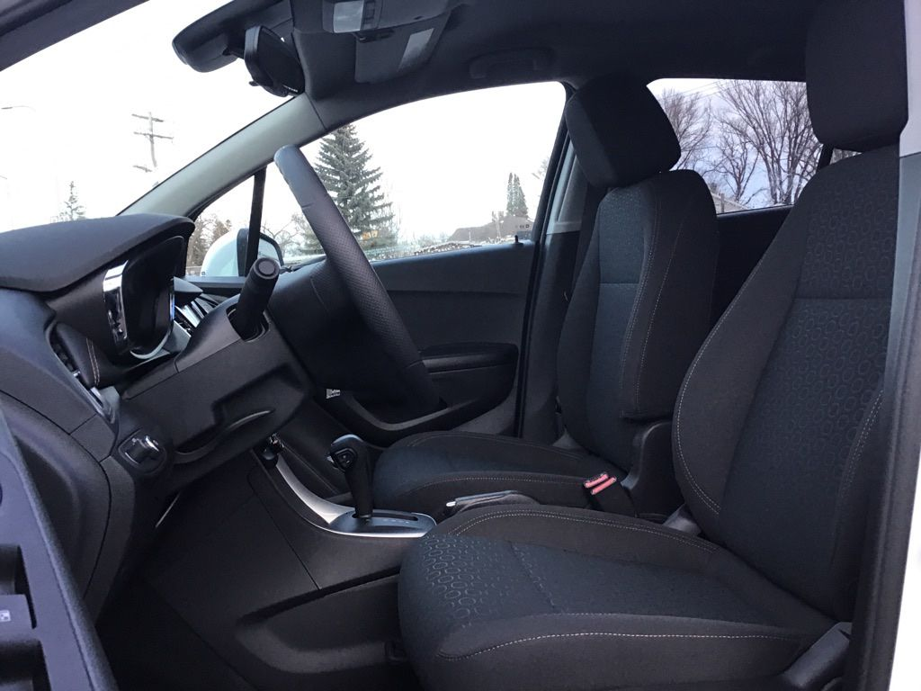 White 2021 Chevrolet Trax Engine Compartment Photo in Brooks AB