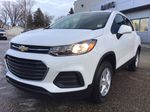 White 2021 Chevrolet Trax Primary Listing Photo in Brooks AB