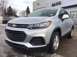 Silver 2021 Chevrolet Trax Primary Listing Photo in Brooks AB