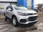 Silver 2021 Chevrolet Trax Left Front Head Light / Bumper and Grill in Brooks AB